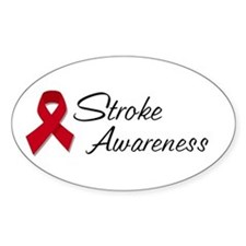 Stroke Awareness Decal