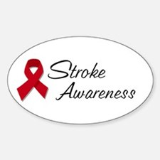 Stroke Awareness Decal