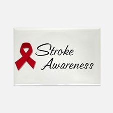 Stroke Awareness Rectangle Magnet