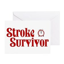Stroke Survivor Greeting Cards (Pk of 20)