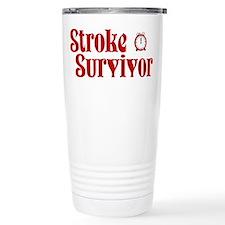 Stroke Survivor Travel Mug