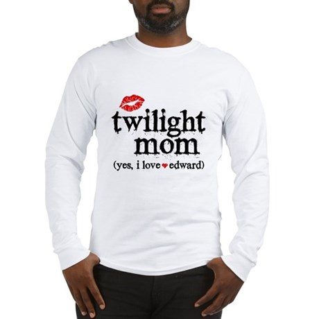 Twilight Mom Long Sleeve T-Shirt