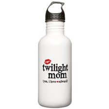Twilight Mom Water Bottle