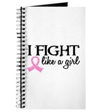 Licensed Fight Like a Girl 18.7 Journal