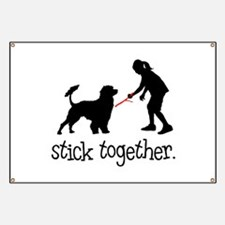 Portuguese Water Dog Banner