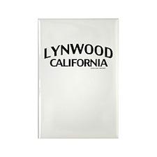 Lynwood Rectangle Magnet