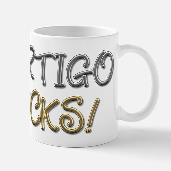 Vertigo Sucks! Mug