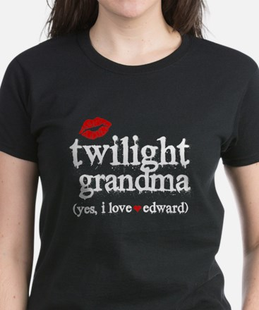 Twilight Grandma Women's Dark T-Shirt
