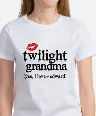 Twilight Grandma Women's T-Shirt