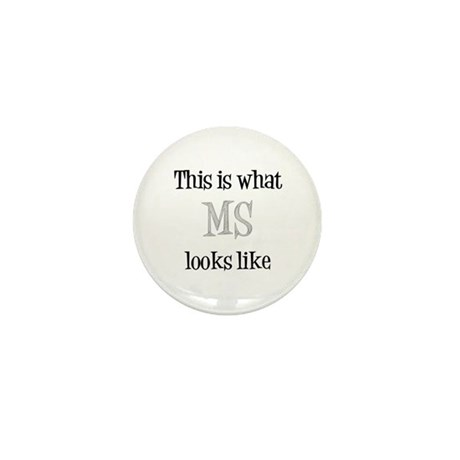 This is what MS looks like Mini Button
