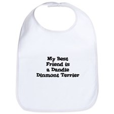 My Best Friend is a Dandie Di Bib