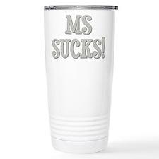 MS Sucks! Travel Mug