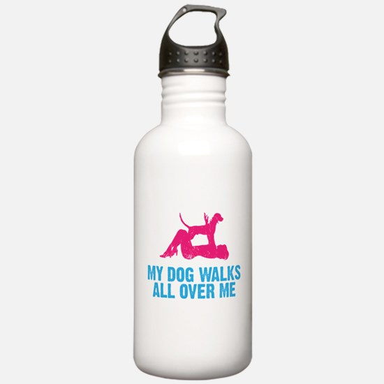 Redbone Coonhound Water Bottle