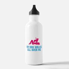 Schipperke Water Bottle