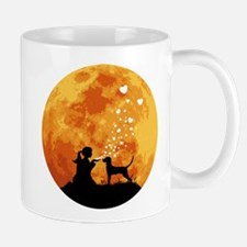 Redbone Coonhound Mug