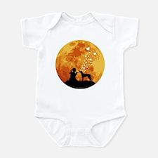 Rhodesian Ridgeback Infant Bodysuit