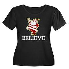 Believe Santa T