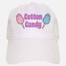 Cotton Candy Baseball Baseball Cap