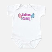 Cotton Candy Infant Bodysuit