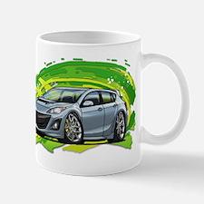 Silver Speed3 Mug