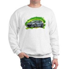 Silver Speed3 Sweatshirt