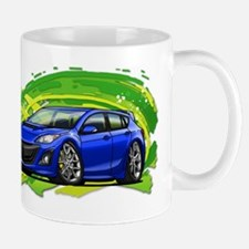 Blue Speed3 Mug