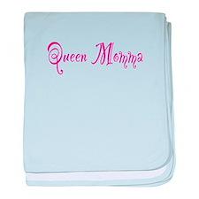Queen Momma baby blanket