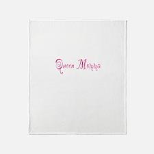 Queen Momma Throw Blanket