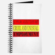 JOB/EMPLOYMENT/CAREER Journal