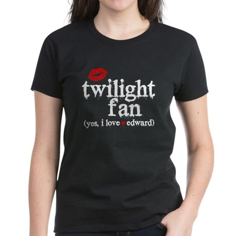 Twilight Fan Women's Dark T-Shirt