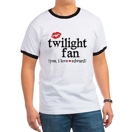 Twilight Fan Ringer T