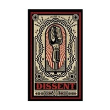 Dissent Decal