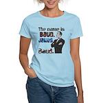 The Name's James Baud Women's Light T-Shirt