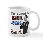 The Name's James Baud Mug