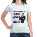 The Name's James Baud Jr. Ringer T-Shirt