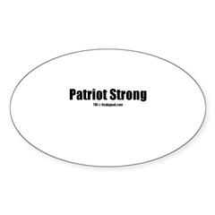 Patriot Strong(TM) Decal