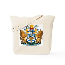 Brisbane Coat of Arms Tote Bag