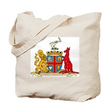 Adelaide Coat of Arms Tote Bag