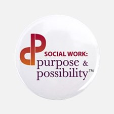 """Purpose and Possibility 3.5"""" Button (100 pack"""