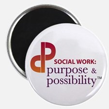 """Purpose and Possibility 2.25"""" Magnet (100 pac"""
