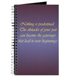 New beginnings Journals & Spiral Notebooks