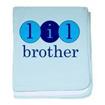 Lil Brother (Little Brother C baby blanket
