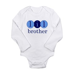 Lil Brother (Little Brother C Long Sleeve Infant B