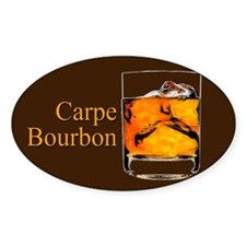 Carpe Bourbon Decal