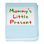 Mommy's Little Present baby blanket