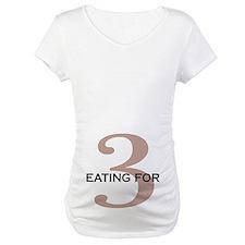 eating for 3 Shirt