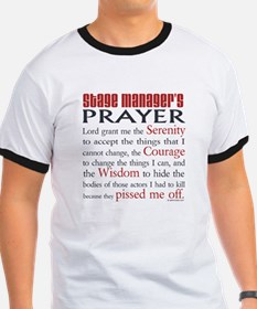 Stage Manager's Prayer T
