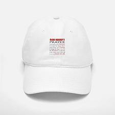 Stage Manager's Prayer Baseball Baseball Cap