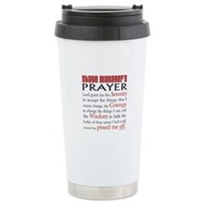 Stage Manager's Prayer Travel Mug