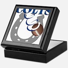 Colts 1 Keepsake Box